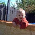 Young Luke and hull